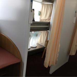 2階赤ちゃんスポット内授乳スペース(手前)