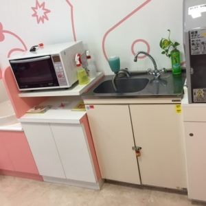 そごう徳島店(7階 ベビー休憩室)の授乳室・オムツ替え台情報 画像8