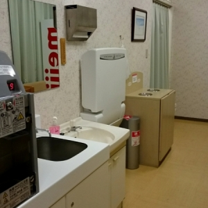 高松三越(本館6F)の授乳室・オムツ替え台情報 画像19