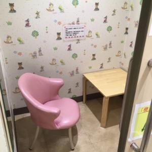 蓮田サービスエリア 上りの授乳室・オムツ替え台情報 画像2