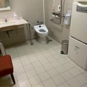 ラウンジを使用した際に、スタッフの方に案内されまさた。椅子があるので、もしよければと。トイレなのでここで授乳するのは嫌な人はいると思いますが。