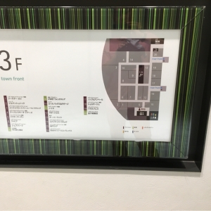 二子玉川ライズS.C タウンフロント(3F)のオムツ替え台情報 画像3