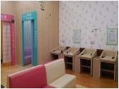 イオンモール京都桂川(1-3階 赤ちゃん休憩室)の授乳室・オムツ替え台情報 画像5