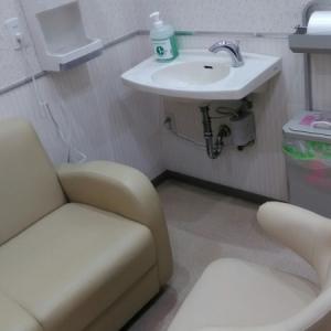 スーパーセンターオークワ生駒上町店(1F)の授乳室・オムツ替え台情報 画像1