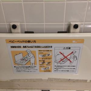 阪急オアシス・同心店(2F)のオムツ替え台情報 画像6