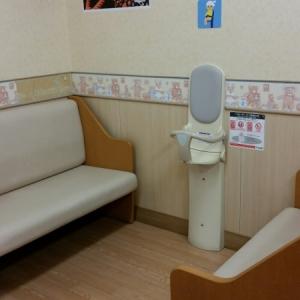 トイザらス福島店(2F)の授乳室・オムツ替え台情報 画像7