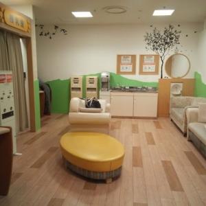 北千住マルイ(5F)の授乳室・オムツ替え台情報 画像3