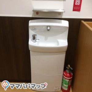 北千住駅(JR改札内)の授乳室・オムツ替え台情報 画像8