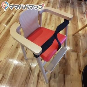 8代葵カフェ ハワイ境店のオムツ替え台情報 画像1