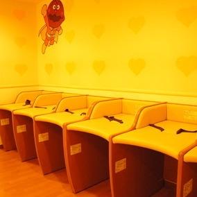 横浜アンパンマンこどもミュージアム&モール(1F)の授乳室・オムツ替え台情報 画像4