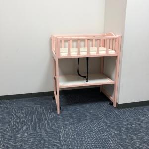 東根市役所 さくらんぼタントクルセンター子育て支援センターの授乳室・オムツ替え台情報 画像3