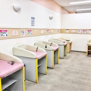 イオン市川妙典店(3階 赤ちゃん休憩室)の授乳室・オムツ替え台情報 画像1