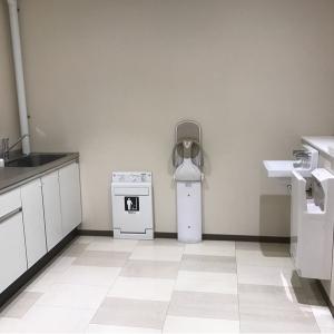 ポンテポルタ千住(2F)の授乳室・オムツ替え台情報 画像5