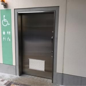 本二東郷やすらぎ公園(1F)のオムツ替え台情報 画像1
