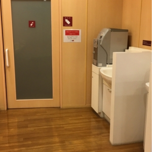 キャナルシティ博多(3F)の授乳室・オムツ替え台情報 画像3