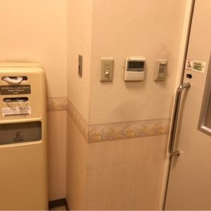 入室時に電気とエアコンをつけ、退室時に消します。