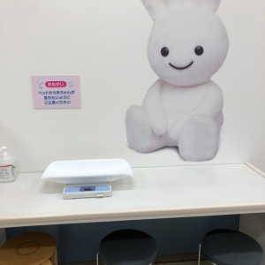 イオン山形南店(2階 赤ちゃん休憩室)の授乳室・オムツ替え台情報 画像2