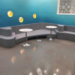 川崎アゼリア(DELICHIKA内 ベビールーム)の授乳室・オムツ替え台情報 画像3