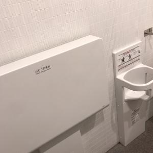 スターバックスコーヒー 京都岡崎 蔦屋書店(1F)のオムツ替え台情報 画像2