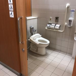 イオンレイクタウンmori(イオンスタイルレイクタウン女子トイレ)(2F)のオムツ替え台情報 画像2