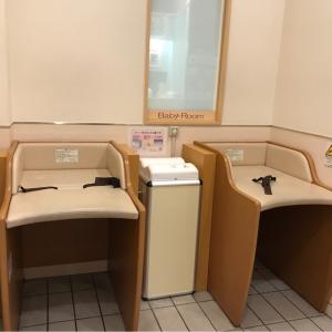 阪急大井町ガーデン(2階)の授乳室・オムツ替え台情報 画像8