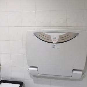 Recipe SHIMOKITA(5階)の授乳室・オムツ替え台情報 画像6