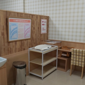 ゆめタウン・サンピアン(3F)の授乳室・オムツ替え台情報 画像2