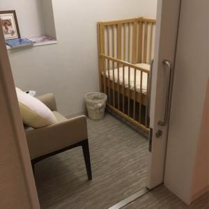 新横浜グレイスホテル(2F)の授乳室・オムツ替え台情報 画像3