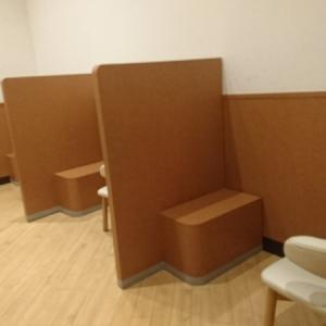 授乳室は広いのでベビーカーのまま入れます