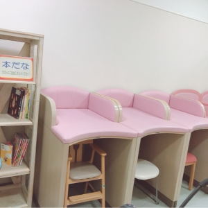 西武福井店(本館7階)の授乳室・オムツ替え台情報 画像6
