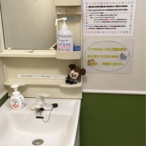 恵那峡SA(下り線)(1F)の授乳室・オムツ替え台情報 画像6