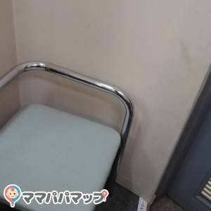 かしわつる(1F)の授乳室・オムツ替え台情報 画像2