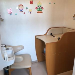 南国SA (下り)の授乳室・オムツ替え台情報 画像2