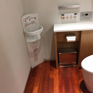 2階トイレ個室