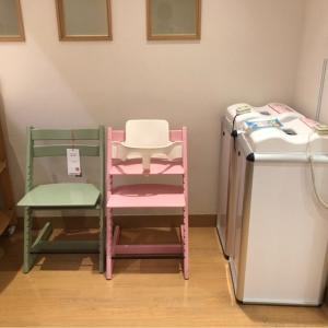 松屋銀座(6F ベビー休憩室)の授乳室・オムツ替え台情報 画像1