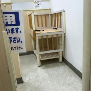 イオン唐津店(2F)の授乳室・オムツ替え台情報 画像6