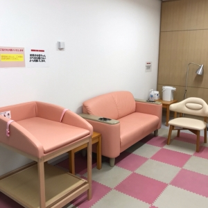 北沢タウンホール(3F)の授乳室・オムツ替え台情報 画像8