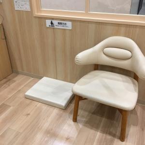 リーフウォーク稲沢(2階)の授乳室・オムツ替え台情報 画像1