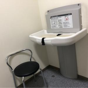 ヤマダ電機 テックランド西神戸店(女子トイレ内)の授乳室・オムツ替え台情報 画像2