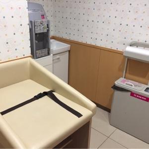 ゆめタウン大江(1F)の授乳室・オムツ替え台情報 画像1