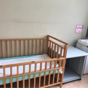 横須賀市立うわまち病院(2F)の授乳室・オムツ替え台情報 画像1
