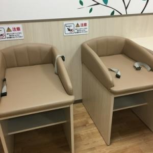 イオンモール千葉ニュータウン(3F)の授乳室・オムツ替え台情報 画像9