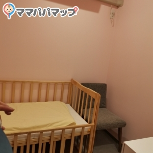 Craft Village NISHIKOYAMA(1F)の授乳室・オムツ替え台情報 画像2