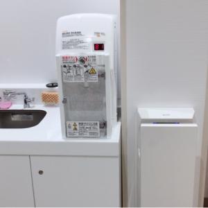 スーパーマーケットバロー 寝屋川店(2F)の授乳室・オムツ替え台情報 画像2
