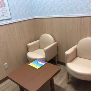 イオン長浦店(2F)の授乳室・オムツ替え台情報 画像1