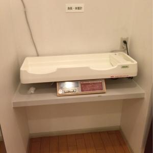 新宿タカシマヤ(9階 赤ちゃん休憩室)の授乳室・オムツ替え台情報 画像8