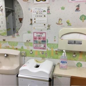 小谷SA (下り)の授乳室・オムツ替え台情報 画像4