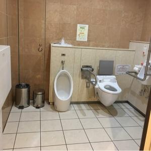 5階 幼児男子用トイレもありました