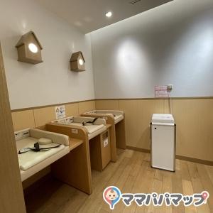 サクラマチクマモト(3F)の授乳室・オムツ替え台情報 画像8