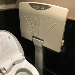 ガスト 西船橋・船橋山野店(1階 女子トイレ)のオムツ替え台情報 画像4